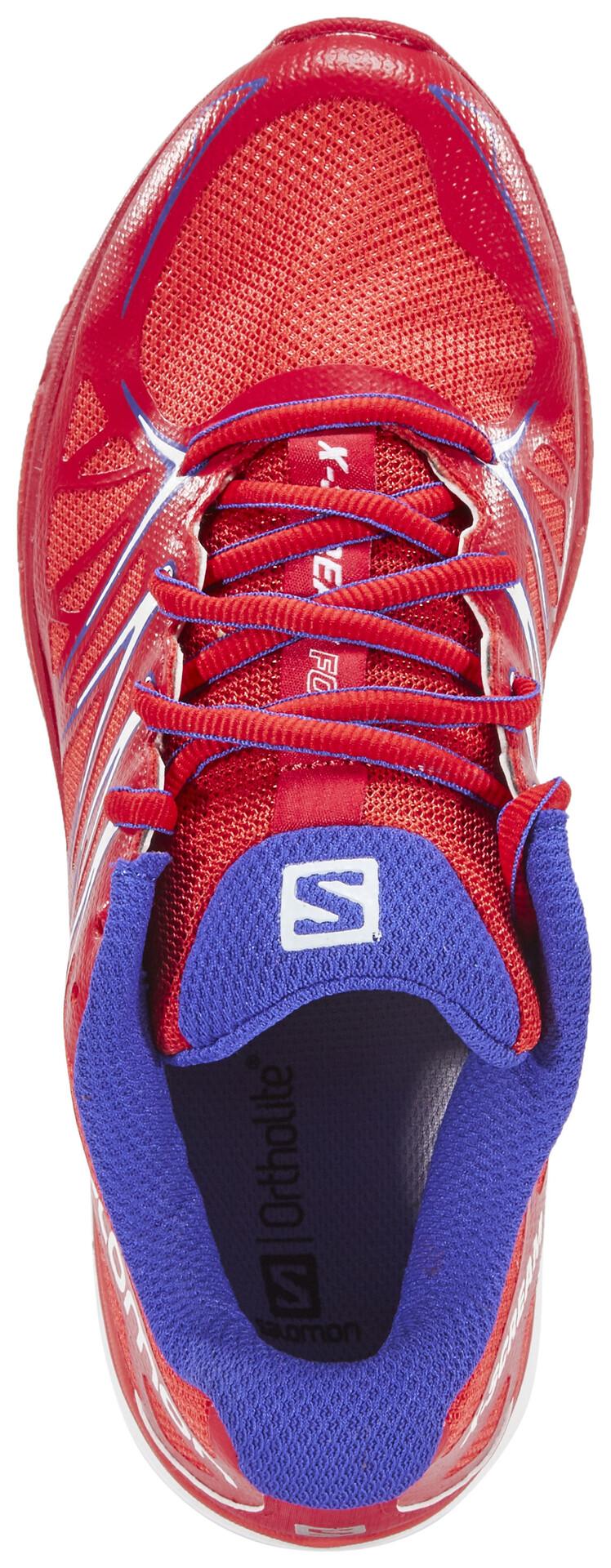 Salomon X Scream Foil Trailrunning Shoes Women papaya blotus